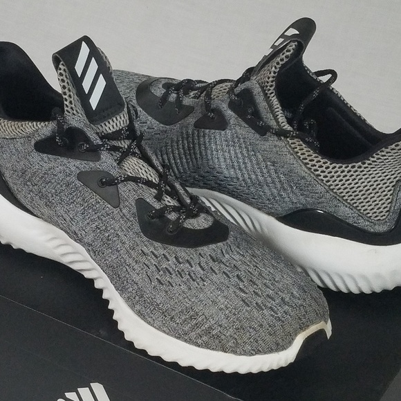 408ae7e2bd22d adidas Other - Mens Adidas AlphaBounce EM Running Shoe Size 10.5